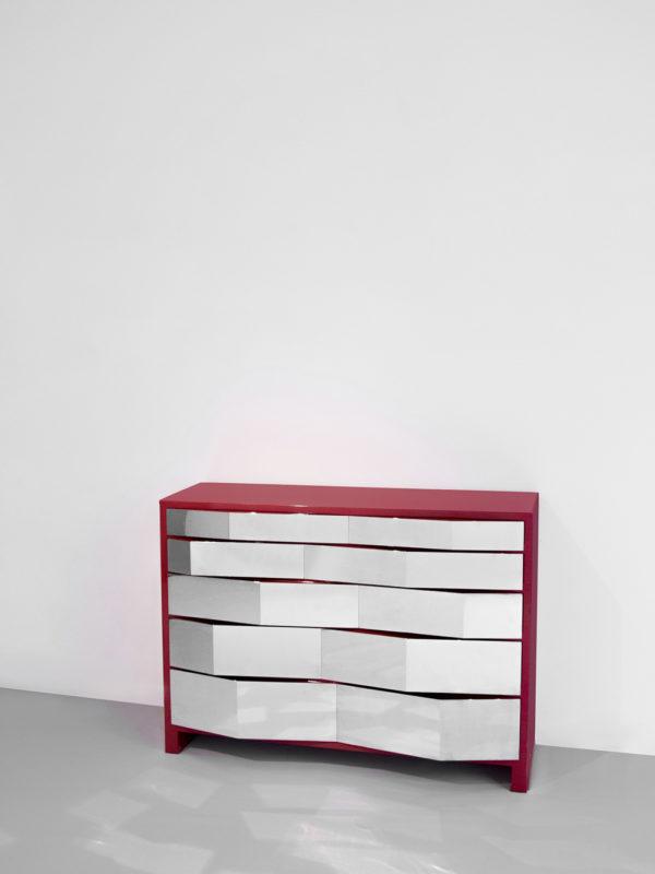 Luisa Zanibelli - Drawer, at Giustini/Stagetti Galleria O. Roma