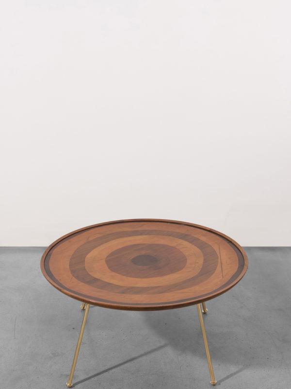 Nino Zoncada - Coffee Table, at Giustini/Stagetti Galleria O. Roma
