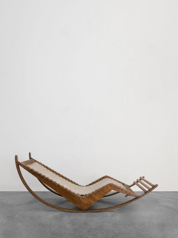 Franco Albini - Chaise Longue, at Giustini/Stagetti Galleria O. Roma