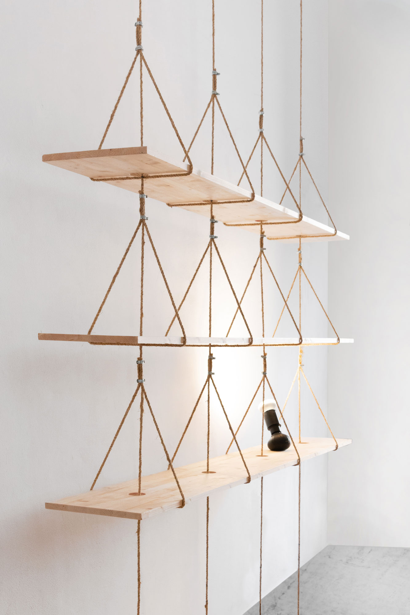 Veliero LT Hanging Bookcase Cassina Franco Albini