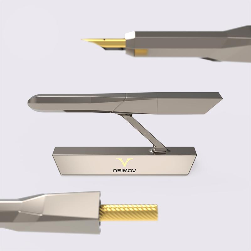 Asimov pen logo